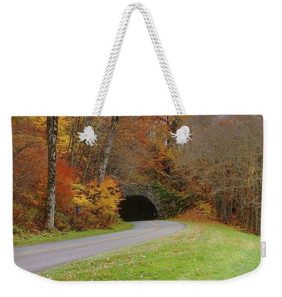 Lickstone Tunnel Weekender Tote Bag