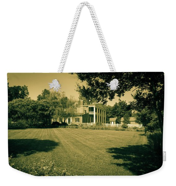 Days Bygone - The Hermitage Weekender Tote Bag