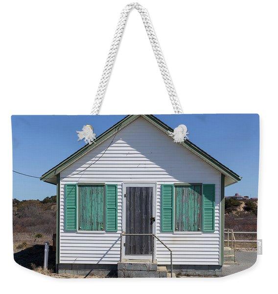 Day's Cottages Weekly Rental Weekender Tote Bag