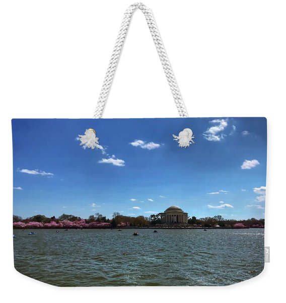 Dc Cherry Blossoms 2018 Weekender Tote Bag