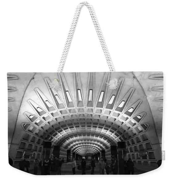 D.c. Metro Weekender Tote Bag