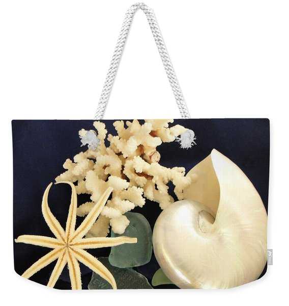 de la Mer Still Life Weekender Tote Bag