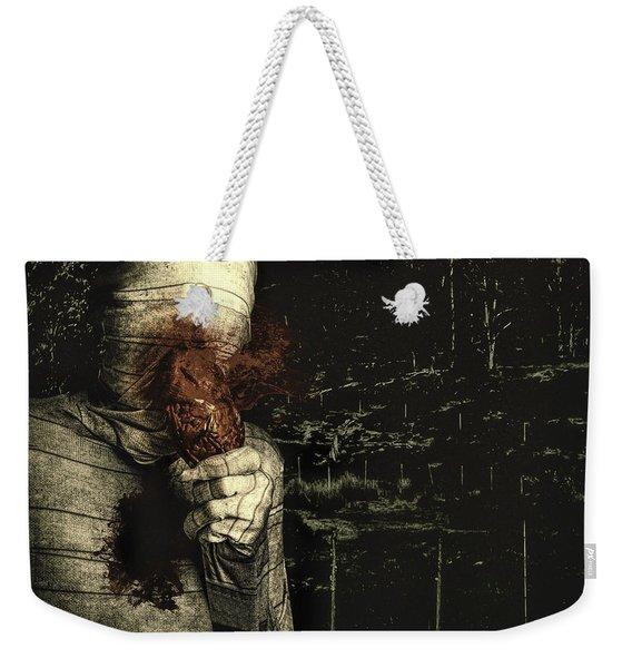 Dead Hearts, Black Souls Weekender Tote Bag