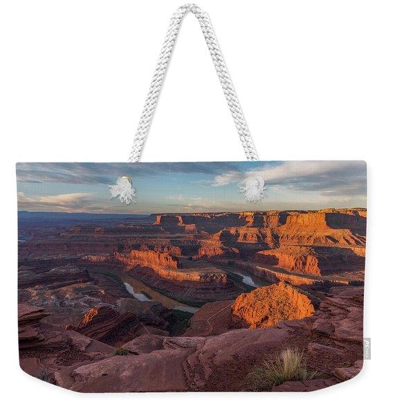 Dead Horse Point Sunrise Weekender Tote Bag