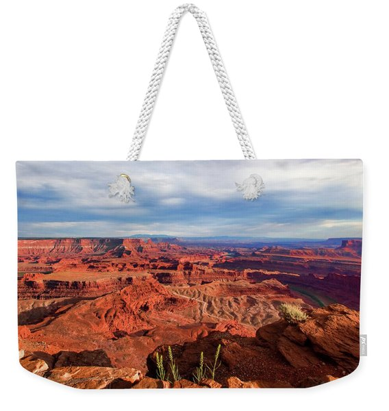 Dead Horse State Park Utah Weekender Tote Bag