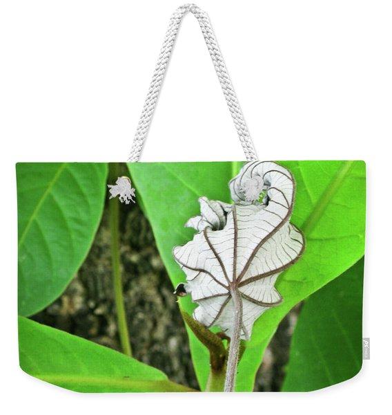 Dead Leaf Live Leaf Weekender Tote Bag