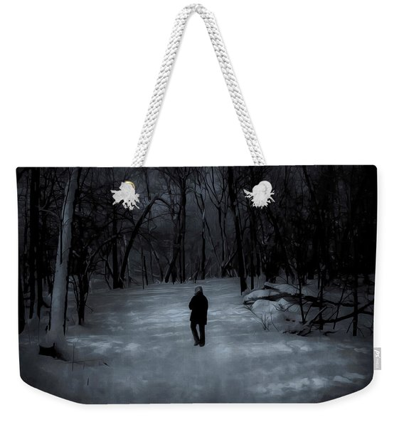 Dead Of Winter Weekender Tote Bag