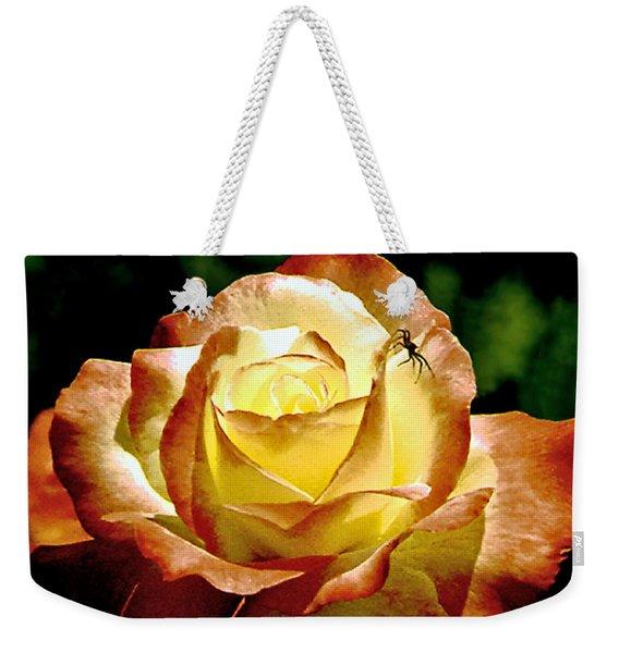 Deadly Beauty Weekender Tote Bag
