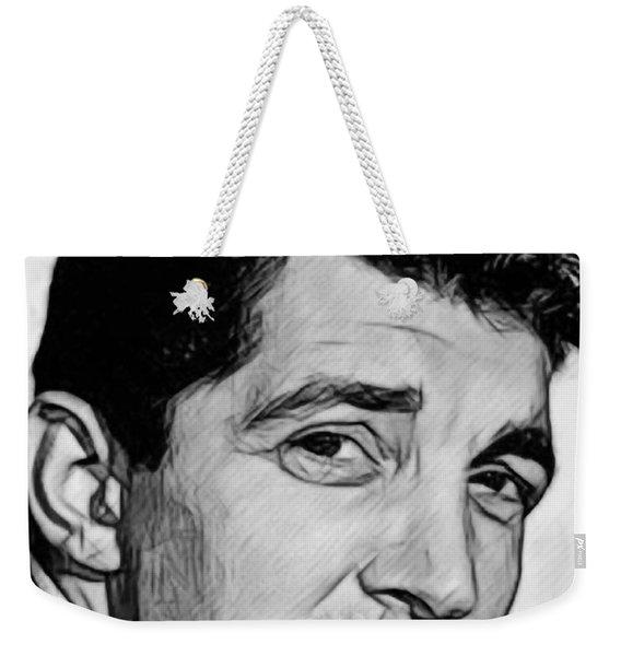 Dean Martin 03 Weekender Tote Bag