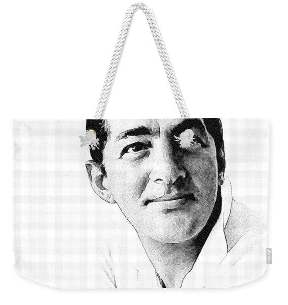 Dean Martin 04 Weekender Tote Bag