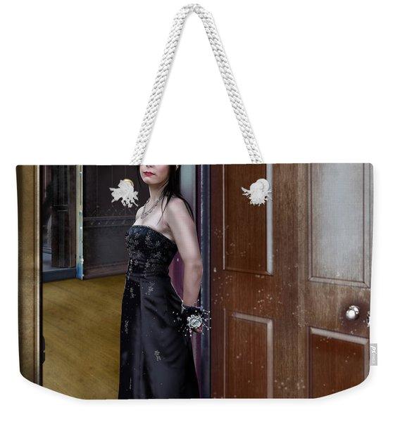 Debutante Weekender Tote Bag