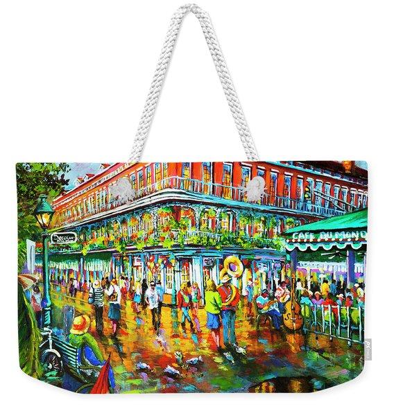 Decatur Evening Weekender Tote Bag