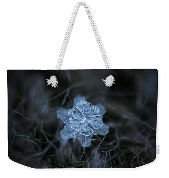 December 18 2015 - Snowflake 2 Weekender Tote Bag