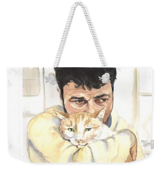 December Alaa And Ernesto Weekender Tote Bag