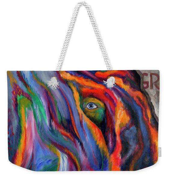 Deception Weekender Tote Bag