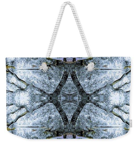 Deciduous Dimensions Weekender Tote Bag