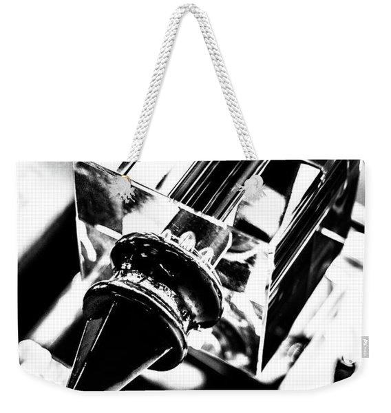 Decorative Light Fixture Weekender Tote Bag