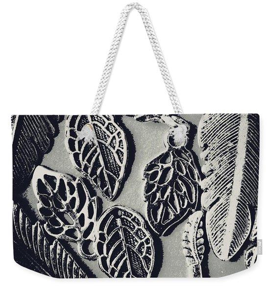 Decorative Nature Design  Weekender Tote Bag