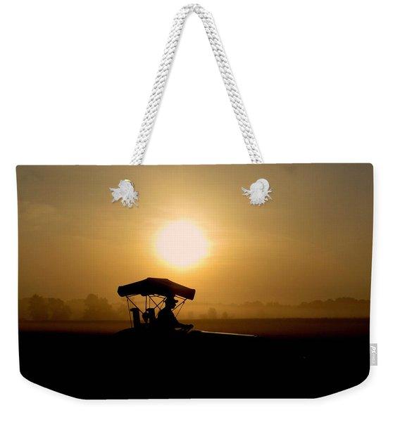 Dedication Of A Farmer Weekender Tote Bag