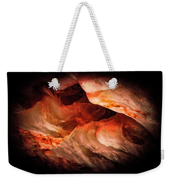 Deep Below Weekender Tote Bag