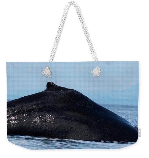 Deep Dive Weekender Tote Bag