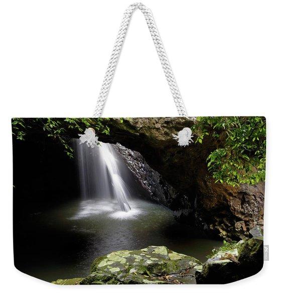 Deep Forest Weekender Tote Bag