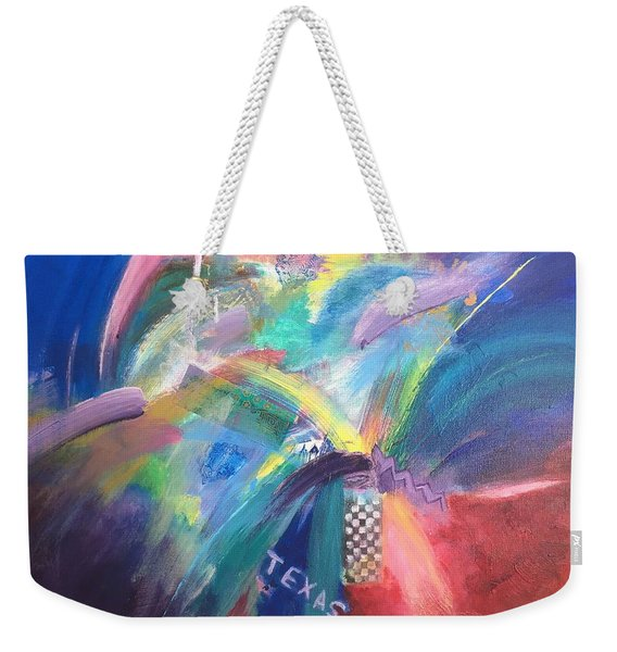 Deep In The Heart. . . Weekender Tote Bag