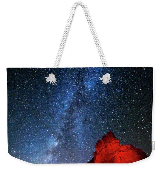 Deep In The Heart Of Texas - 1 Weekender Tote Bag