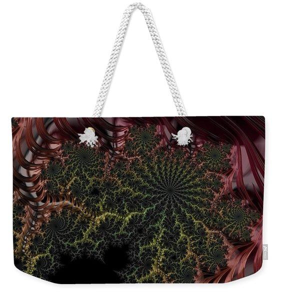 Deep In The Jungle Weekender Tote Bag