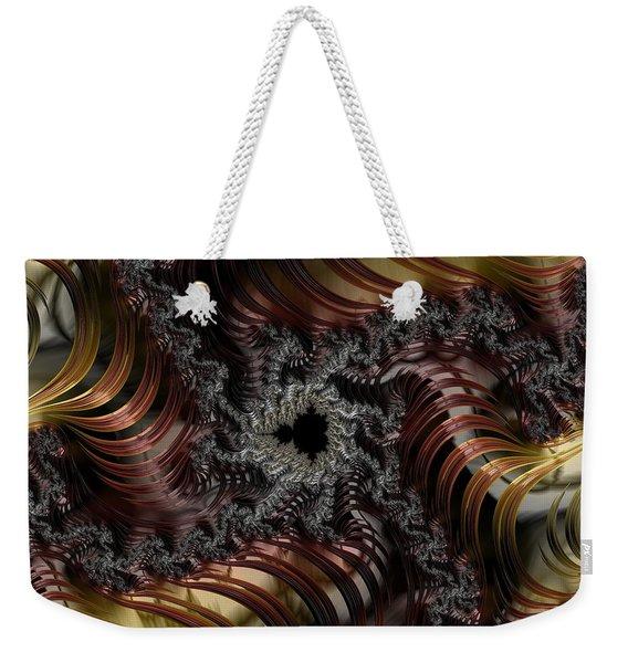 Deep Roots Weekender Tote Bag