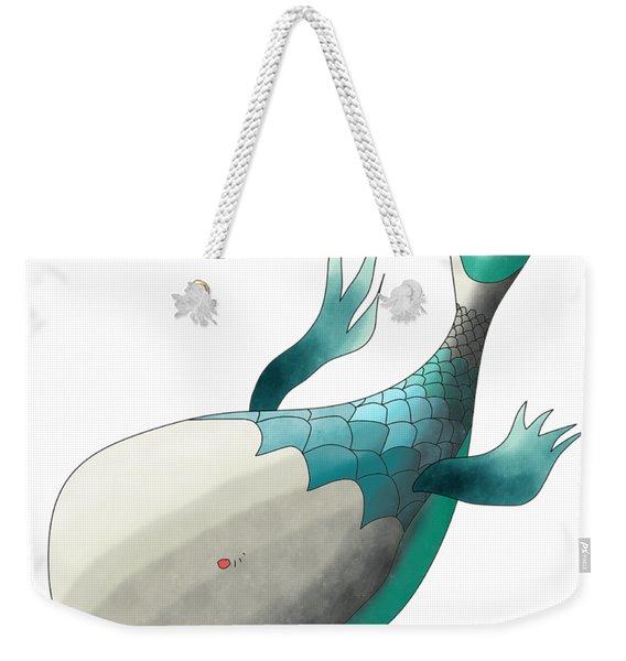 Deep Sea Fish Weekender Tote Bag