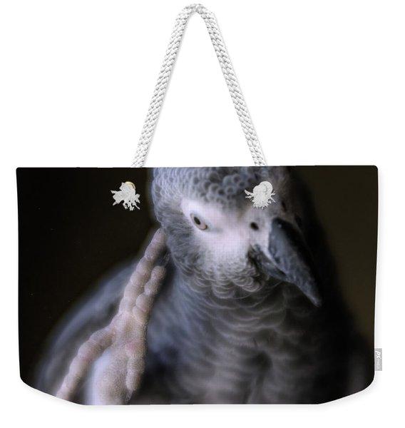 Deep Thinker Weekender Tote Bag