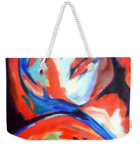 Deepest Fullness Weekender Tote Bag