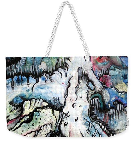 Deeply Rooted IIi Weekender Tote Bag