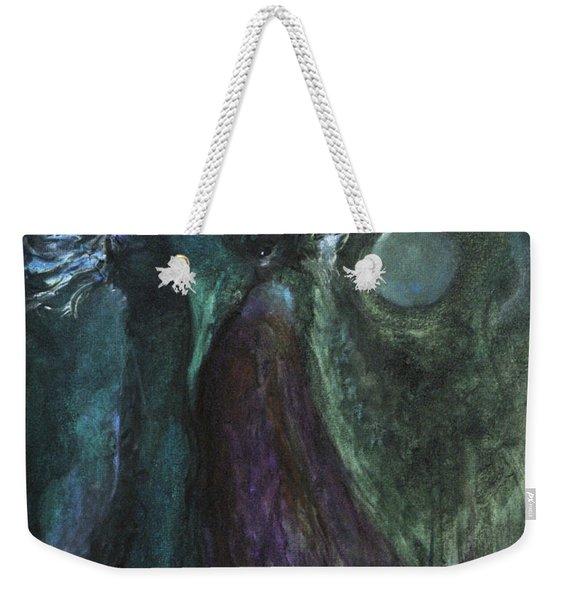 Deformed Transcendence Weekender Tote Bag