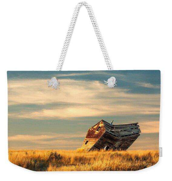 Defying Gravity Weekender Tote Bag