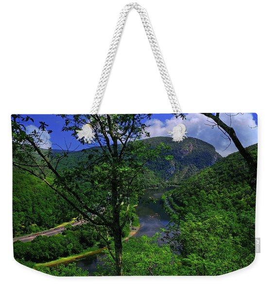 Delaware Water Gap Weekender Tote Bag