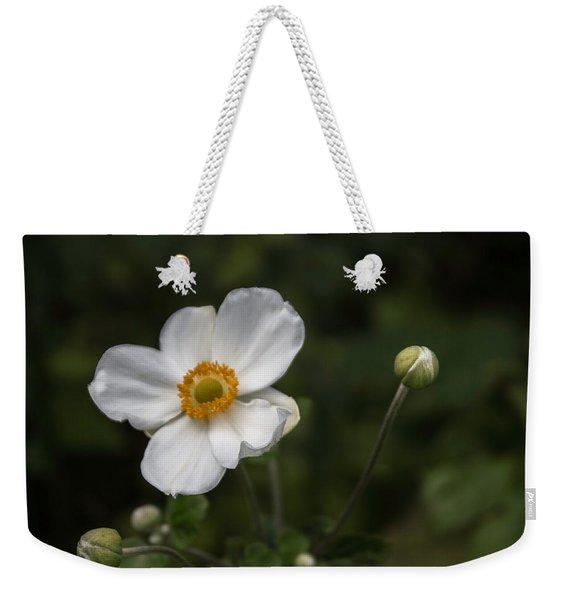 Delicate Dance Weekender Tote Bag