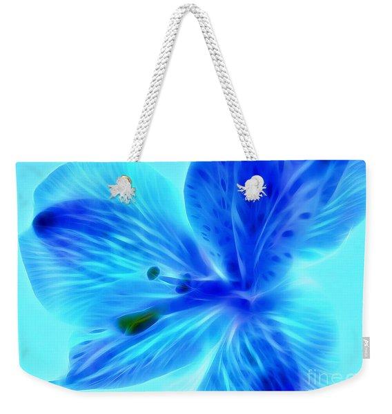 Delicate Nature Weekender Tote Bag