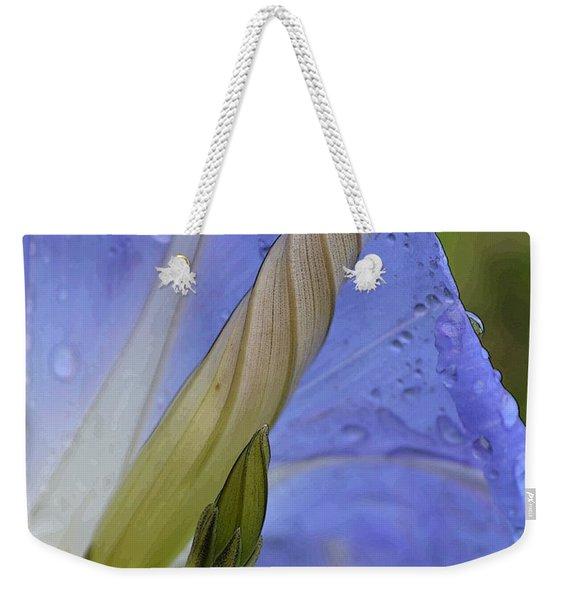 Delicate Toxin Weekender Tote Bag