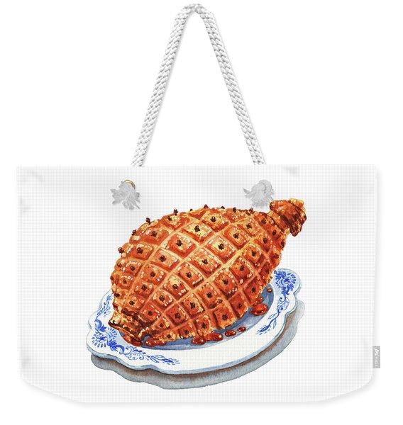 Delicious Ham Weekender Tote Bag