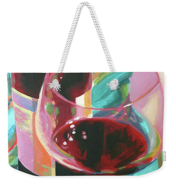 Delight Weekender Tote Bag