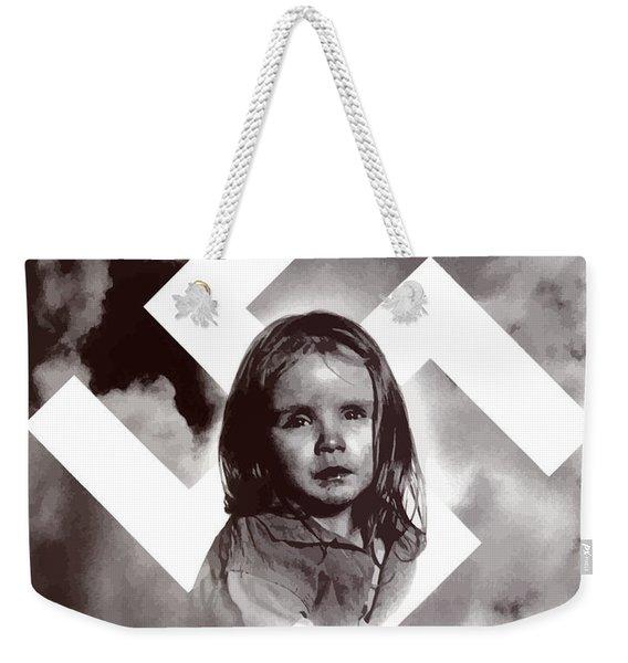 Deliver Us From Evil Weekender Tote Bag