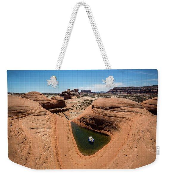 Delta Pool 2 Weekender Tote Bag