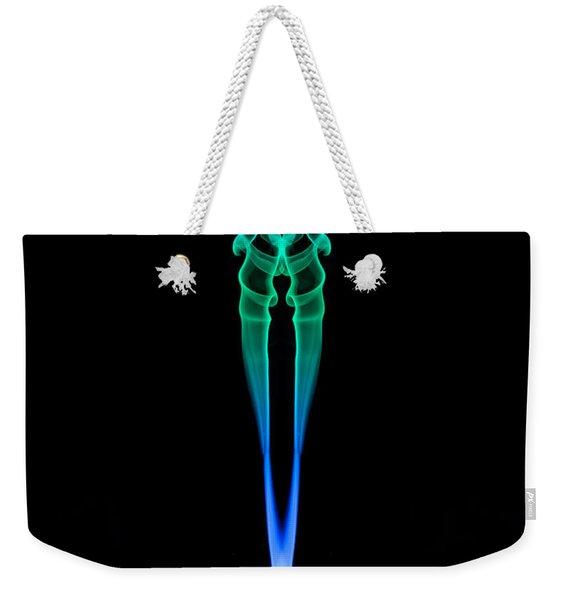 Demon Rising Weekender Tote Bag