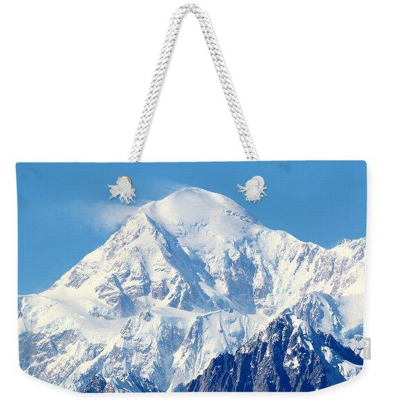 Denali From Denali Viewpoint South Weekender Tote Bag