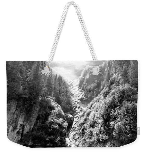 Denali National Park 2 Weekender Tote Bag