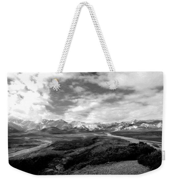 Denali National Park 4 Weekender Tote Bag