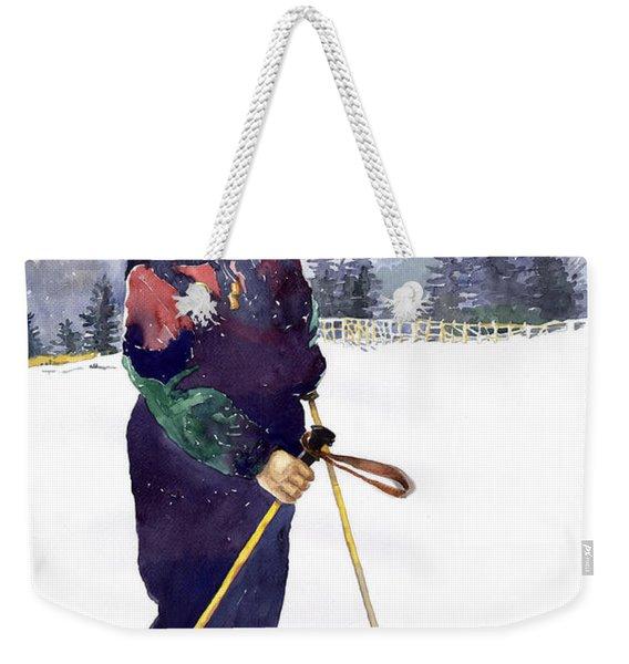 Denis 03 Weekender Tote Bag