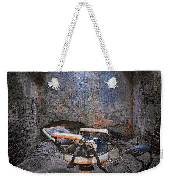 Dental Chair Esp Weekender Tote Bag
